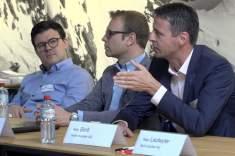 "Unternehmer-Impulse ""Wandel, Menschen, Chancen"" – Ledergerber & Partner, mendelean, Unternehmerschule, Hypothekarbank Lenzburg"