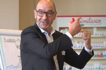 """Unternehmer-Workshop """"Wandel, Menschen, Chancen"""" – Ledergerber & Partner, mendelean, Unternehmerschule, Hypothekarbank Lenzburg, Similasan"""