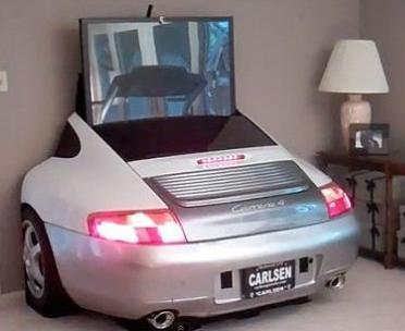 meuble tv design luxe moderne pas cher