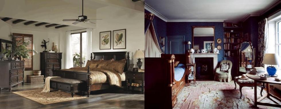 meubles en bois naturel exotique massif