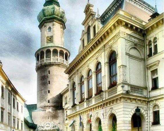 Led bolt Sopron