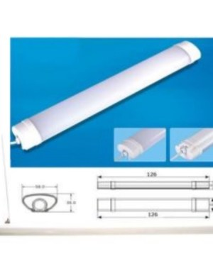 Led Tri-proof lámpa 35W 120 cm