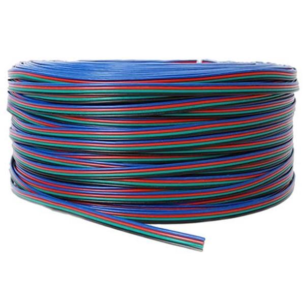 4-eres-RGB-Led-szalag-vezeték-12V-4020-mm2-.-Life-Light-Led Led szalag - amit tudni érdemes vélemények