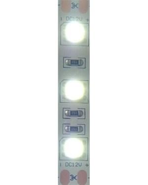 Extra erős Led szalag IP65, vízálló, 60 ledm, 5050 chip, 1050 Lumen, hideg fehér, E dupla fényerő!