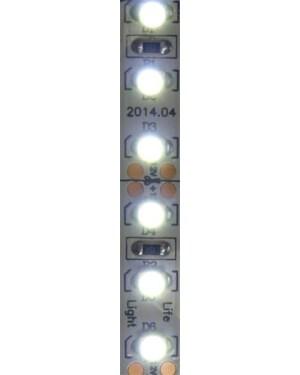 """Led szalag 2835 vízálló, 120 led/m, hideg fehér, 780 Lumen, """"E"""" dupla fényerő! Kivitelezőknek"""