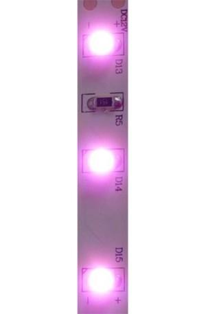 Led szalag 3528 rózsaszín IP65 vízálló smd 60 led/m, 3528 chip, pink, extra erős fény, 2 év garancia!