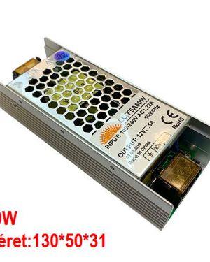 Led tápegység 60W 12V IP20