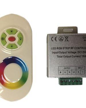 RGB rádiós led szalag vezérlő 216W
