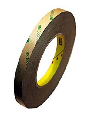 3M kétoldalas erős ragasztó szalag 8 vagy 10mm széles Led szalagokhoz.