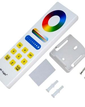 1 zónás RGB+RGBW+CCT+Dimmer kézi távirányító FUT088