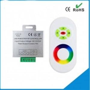 RF TOUCH RGB LED szalag vezérlő+távirányító