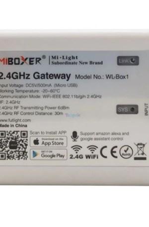 Wifi Boksz, Mi-Light vezérlőkhöz, több eszköz vezérlése, időzítése Wifin keresztül!