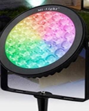 FUTC03 15W RGB+CCT IP65 vízálló kerti lámpa