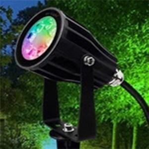 FUTC04 RGB+CCT IP66 vízálló kerti lámpa 6W