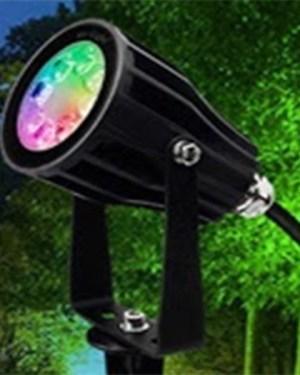 FUTC04-6W-RGBCCT-IP65-vizallo-kerti-lampa Ledfenyek.eu