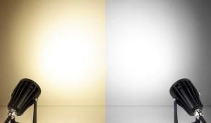 Vízálló kerti lámpa 6W (FUTC04) RGB-CCT, fehér színhőmérséklet állítás