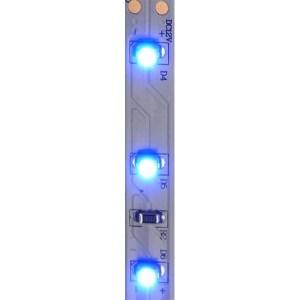 Led szalag 60 led m, 2835 chip, extra fényerő, kék.