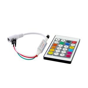 Magic infrás RGB led szalag vezérlő, 366 program, akár 100 méter led szalaghoz!