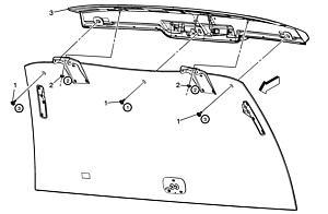 www.ledfix.com offers Cadillac LED High Mounted Third