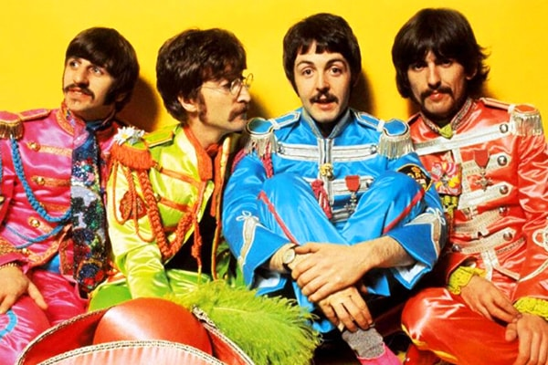 the beatles are the best-selling artists of all time