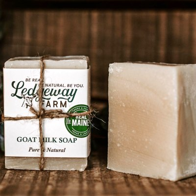 Pure and Natural Goat Milk Soap