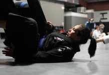Brazilian Jiu Jitsu exercise to help build your character