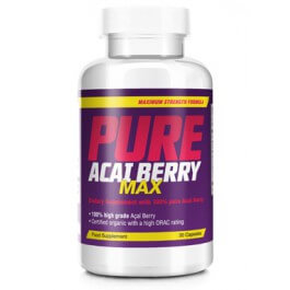pure acai berry max all in one weight loss supplement