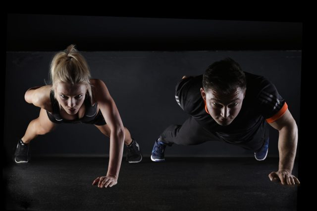 push up home works for lean muscles
