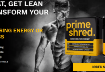 primeshred fatburner suppplement