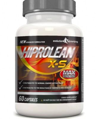 hiprolean xs fat burner