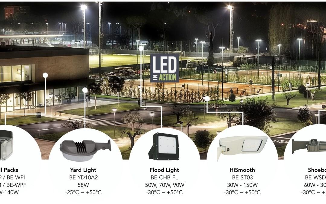 5 Outdoor LED Lights for Dark Winter Months