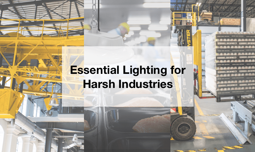 Essential Lighting For Harsh Industries