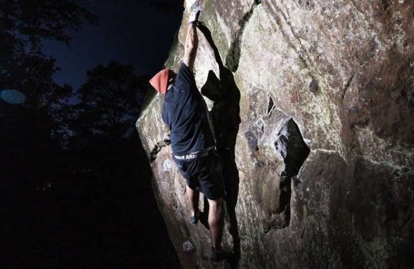 Best Light For Night Bouldering Review Led Light Ideas
