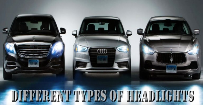 types of headlights