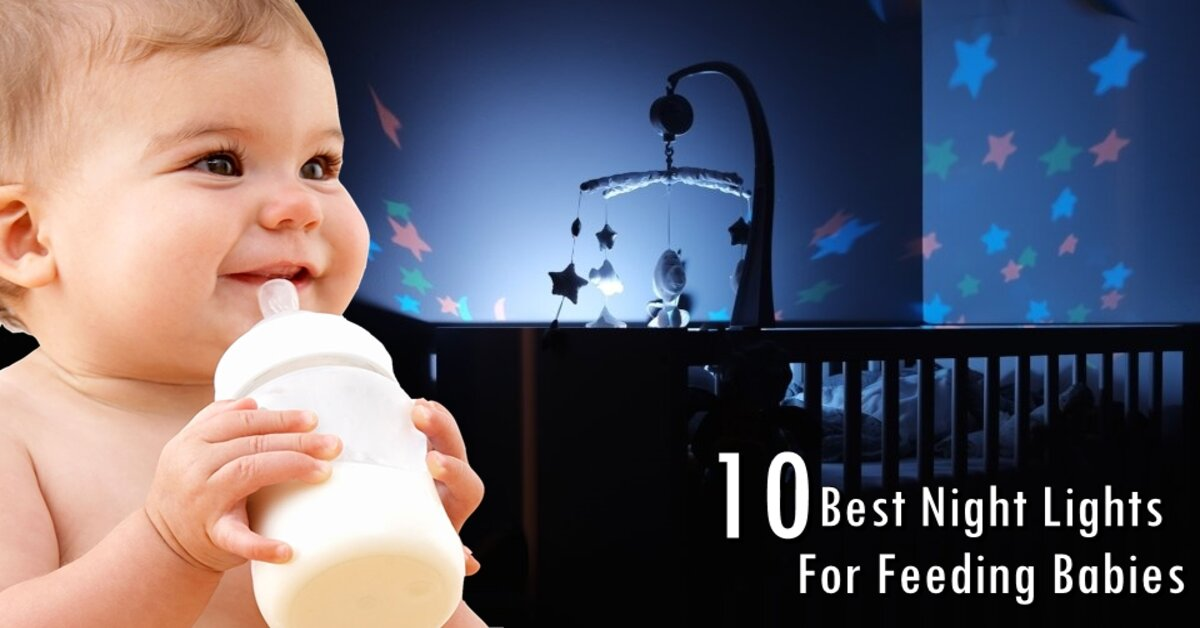 best night light for feeding baby