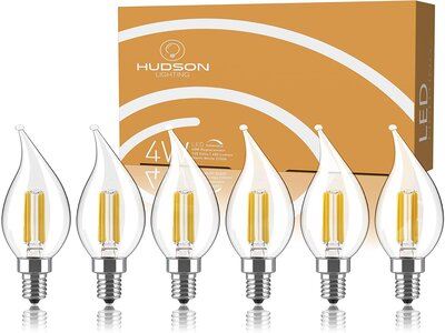 bulbs for chandeliers