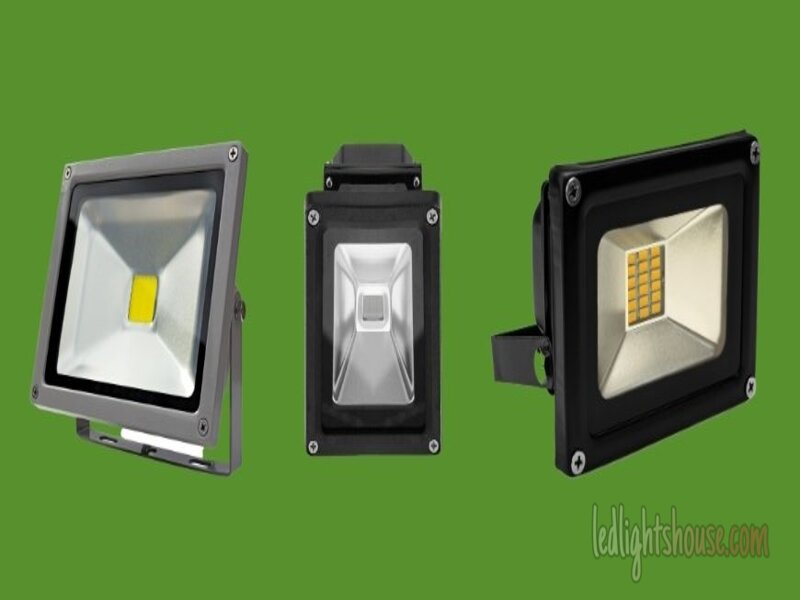 Can You Use Indoor LED Flood Lights Outdoor
