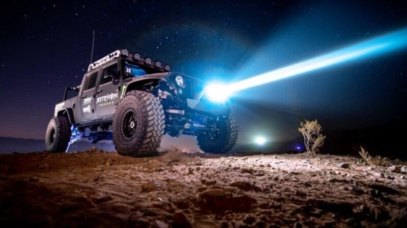 How to install LED light bar without relay