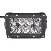 Quake LED Ultra Series Light Bar - 6 Inch 24 Watt