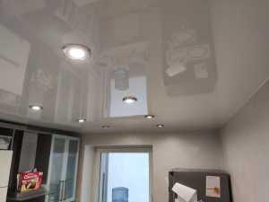 Замена светильников и трансформаторов в натяжном потолке