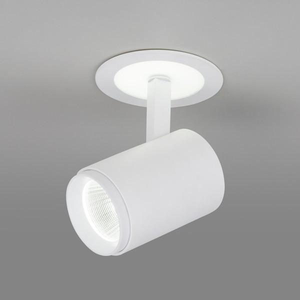 Точечный светильник для мансардных потолков