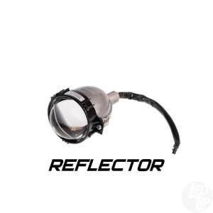 Светодиодные би-линзы Optima Premium Bi-LED LENS Reflector Series 2.8