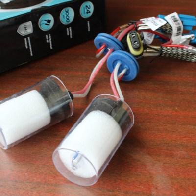 Ксеноновые лампы Dixel UXV CERAMICK +30% Н1 5100К