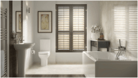 Five bathroom window dressing ideas - Ledmain