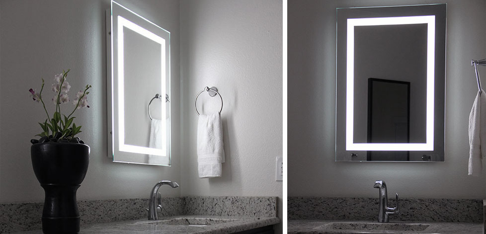 Spring preparation: Interior design updates – GLAMO LED Mirrors India.