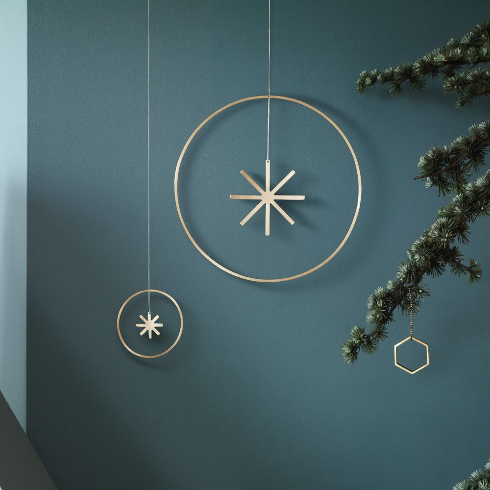 modern holiday wall decorations