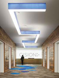 Linear Pendant Lighting ~ Led Lighting Suspension Fixtures