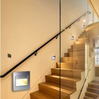 Lighting for Stairs  Step Lighting Design - Modern ...