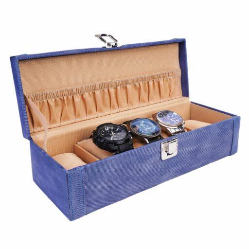 royal Blue watch case