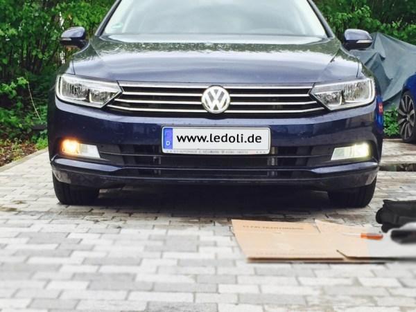 LED-Tagfahrlicht-VW-Passat-Vergleich